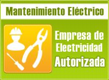 Mantenimiento electrico-Pca Electricidad