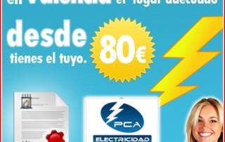 ELECTRICISTA BARATO EN VALENCIA