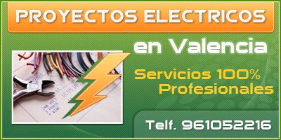 Proyectos electricos en valencia