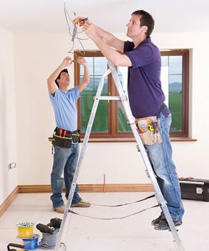 Instalaciones electricas comunes en las viviendas