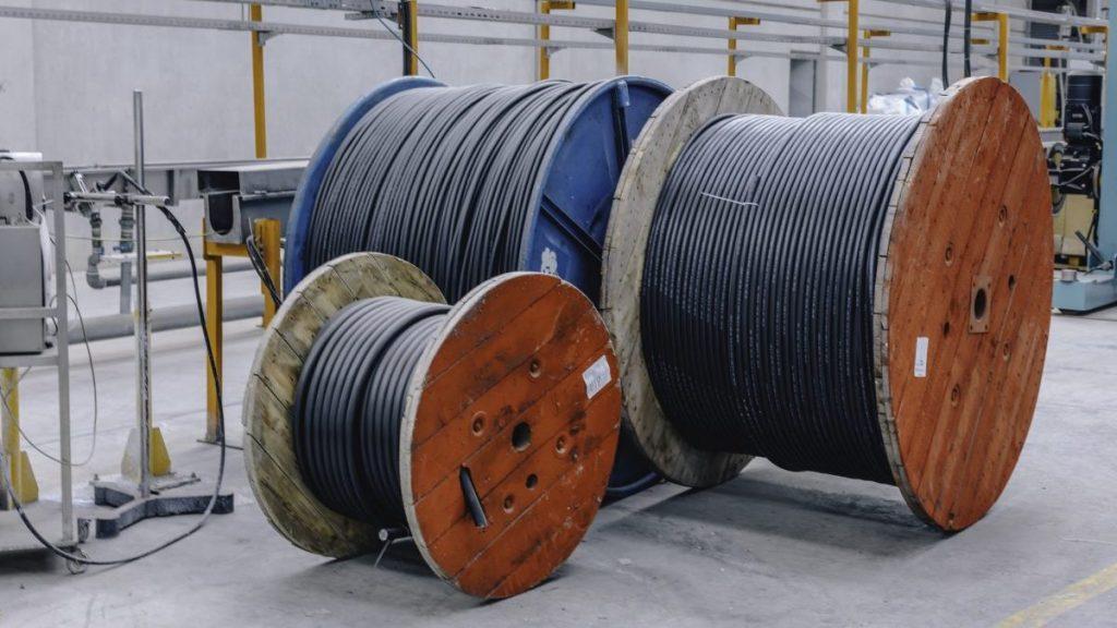 Cables eléctricos de exterior