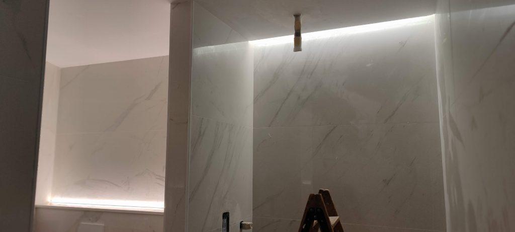 Instalacion iluminacion led
